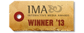 V-Star Wins IMA Website Award